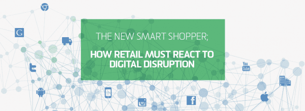 HOW RETAIL MUST REACT TO DIGITAL DISRUPTION