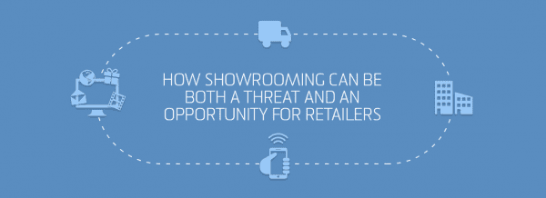 HOW SHOWROOMING CAN BE BOTH A THREAT AND AN OPPORTUNITY FOR RETAILERS